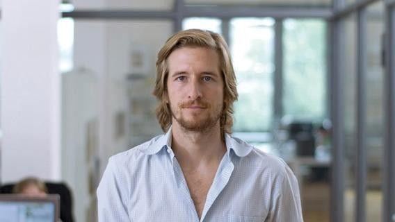 Jakob Schreyer von Orderbird entwickelte ein neues ipad-Kassensystem für die Gastroszene.