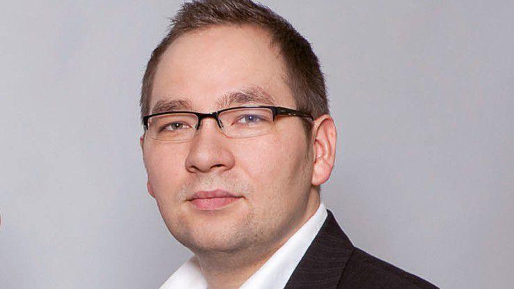 Mario Bauer ist Gründer und Geschäftsführer des Karriereportals Alphajump.
