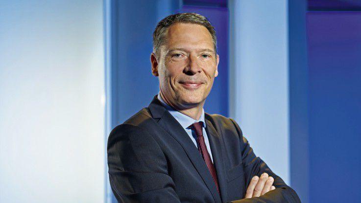 Martin Kinne, General Manager und Geschäftsführer der Unify GmbH.