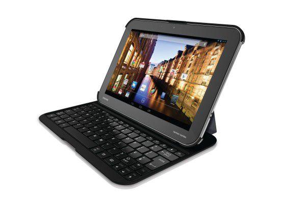 Beim Toshiba Tablet Excite Write gibt es auch schon Konfigurationen mit dem Gigabit-WLAN 802.11ac.