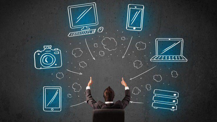 Die mobile Gerätewelt in den Griff zu bekommen, ist heute eine zentrale Aufgabe der Unternehmen.