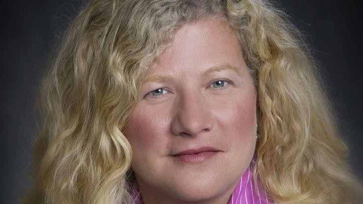 Kim Hammonds ist die neue Konzern-CIO der Deutschen Bank.
