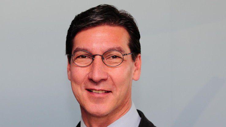 Matthias Gärtner hält heutige Verschlüsselungsmethoden für absolut zeitgemäß.