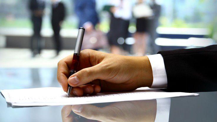 Vorsicht Bei Mustervorlagen Einen Wartungsvertrag Richtig Gestalten