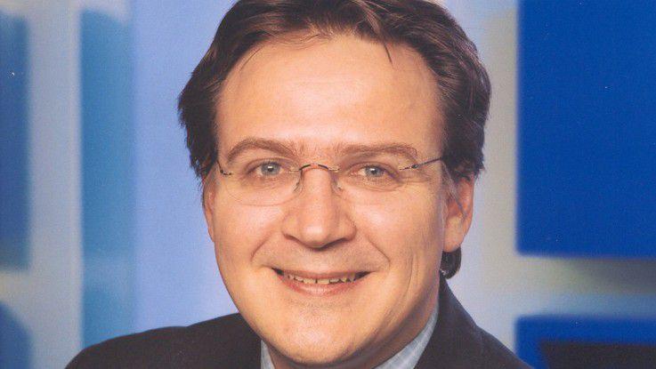 """Andreas Baier, Accenture: """"IT spielt für Hersteller, Zulieferer und Händler eine entscheidende Rolle."""""""