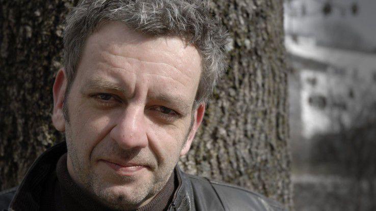 """Thomas Vašek, Buchautor: """" Wir brauchen Arbeit für ein gutes Leben."""""""