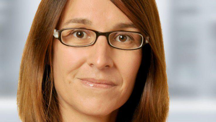 Monika Becker ist langjährige Personalberaterin bei der Hager Unternehmensberatung.