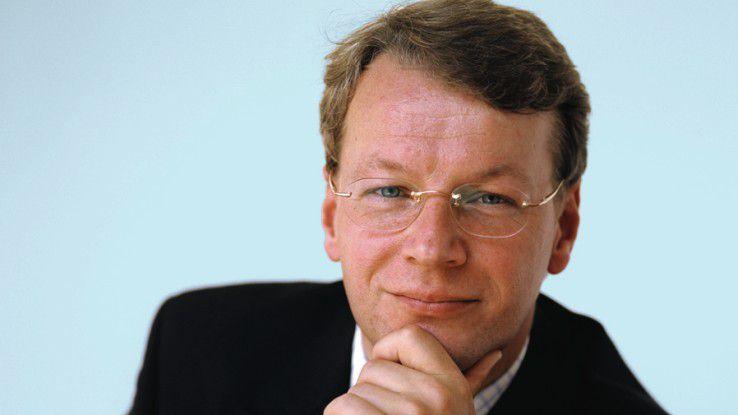 Peter Liggesmeyer, Präsident der Gesellschaft für Informatik: Industrie 4.0 ist im Kern ein Informatikthema.