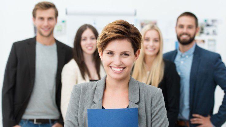 Wir sind doch alle Individuen! Zur Bewerberwertschätzung gehört es auch, auf die Bewerbung individuell zu antworten.