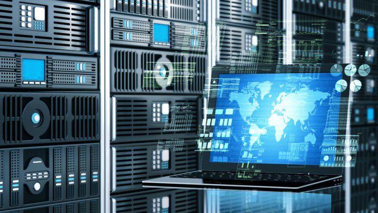 Linux ist als Server-Betriebssystem die erste Wahl. Für einen eigenen Webserver müssen Sie nur einige zusätzliche Software-Pakete installieren und den Server ins Internet bringen.