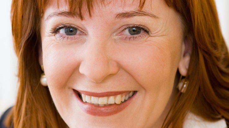 Dorothea Schwalbach ist Personalchefin des Softwareherstellers SAS Deutschland und beantwortet in den nächsten beiden Wochen die Fragen unserer Leser.