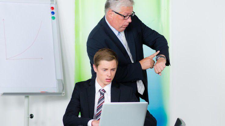 Hektik, wohin man im Arbeitsalltag auch schaut. Wie sehr tragen veraltete Vorstellungen der Führungskräfte dazu bei?