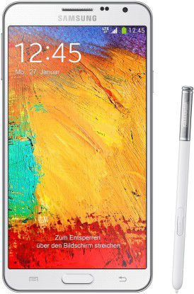 ...und das Galaxy Note 3 geplant.