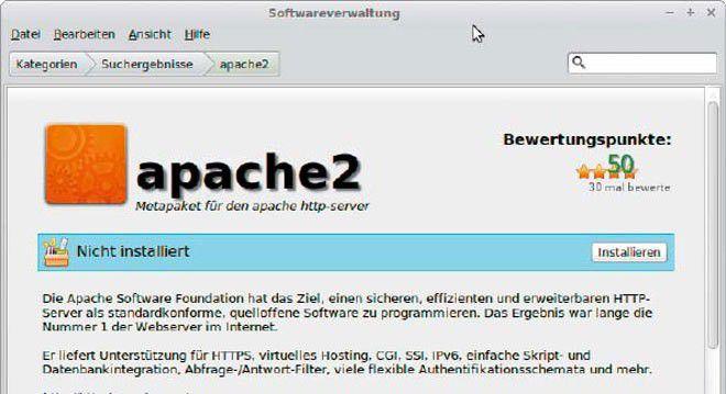 Einen Webserver Am Heimischen Pc Einrichten Webserver Einrichten