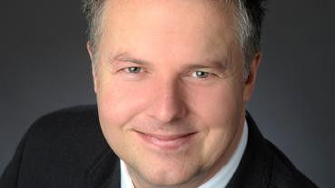 Leitet das Blackberry-Geschäft in Deutschland: Stefan Mennecke