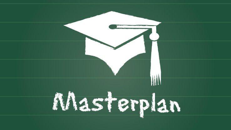 Ein Abschluss als Master ist ein guter Startschuss für eine Karriere in der IT: