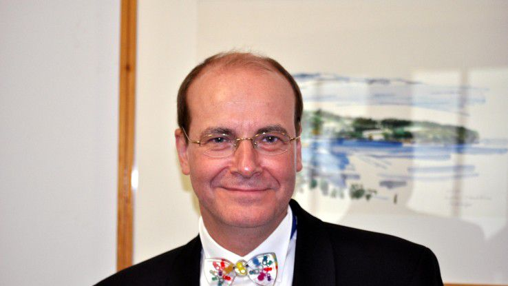Gerhard Havlik ist selbständiger IT-Berater in Wien.