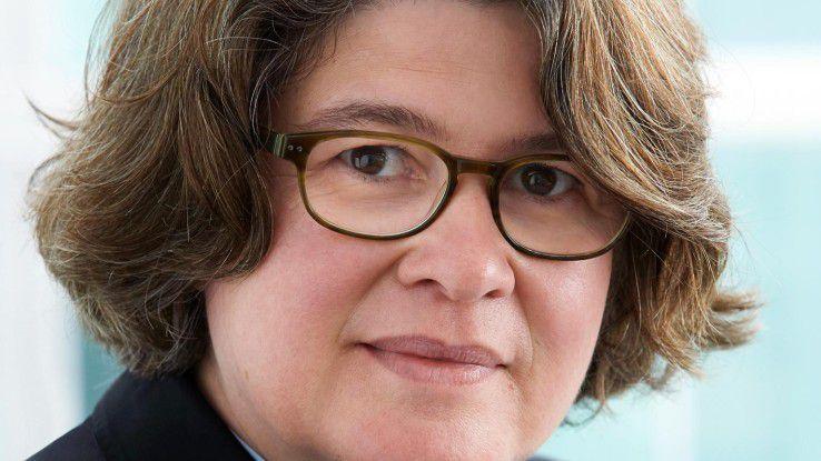 """""""Wir haben deutlich mehr Potenzial unter den Frauen, als heute in Management-Positionen sichtbar ist, das gilt vor allem für die IT-Firmen."""", meint Fujitsu-Managerin Vera Schneevoigt."""