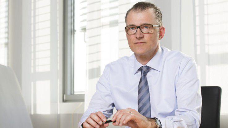 Stefan Hansen,Geschäftsführer Lufthansa Systems