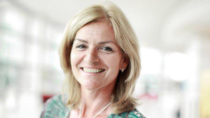 """Stefanie Nennstiel, SAP: """"Wenn sich unsere Kunden divers verhalten, müssen wir uns ebenfalls divers aufstellen."""""""
