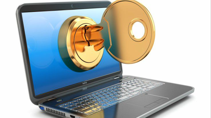 Verschlüsselung hilft der Datensicherheit enorm.