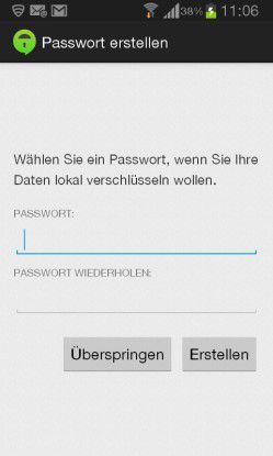 """Sichere WhatsUp-Alternative: Mit der freien App """"TextSecure Privater Messenger"""" können Android-Nutzer sehr sicher verschlüsselte Textnachrichten versenden und empfangen. Mittels eines Passworts werden dazu die lokalen Daten und Nachrichten verschlüsselt."""