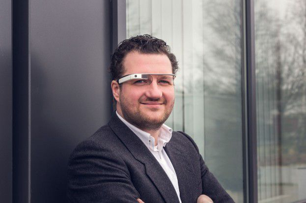 Christoph Bouveret ist Chief Innovation Officer von Itizzimo.