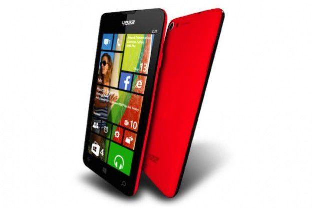 Fragwürdige Hommage an den Microsoft-Gründer: Yezz Billy 4.7