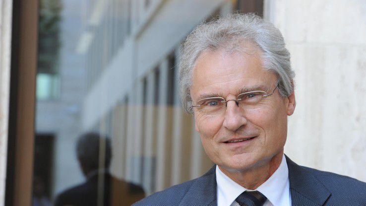 Henning Kagermann, Präsident der Acatech