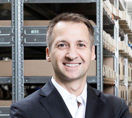 Mathias Illius, Head of Business Development, IT & Operations bei der Erdt Gruppe.