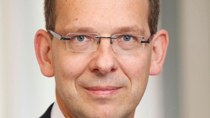 Lutz Tilker ist Personalberater bei Eric Salmon und überzeugt, dass der CIO der Zukunft entscheidend am Produktionsprozess beteiligt sein wird.