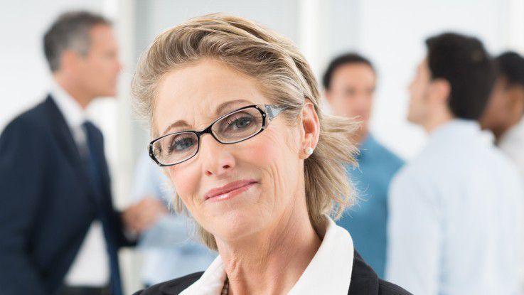 Heute arbeiten laut Bundesagentur für Arbeit knapp zwei Drittel der Menschen zwischen 55 und 65 Jahren.