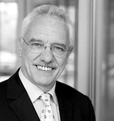 Michael Rotert, Vorstandsvorsitzender des eco, empfing damals die erste Mail in Deutschland.