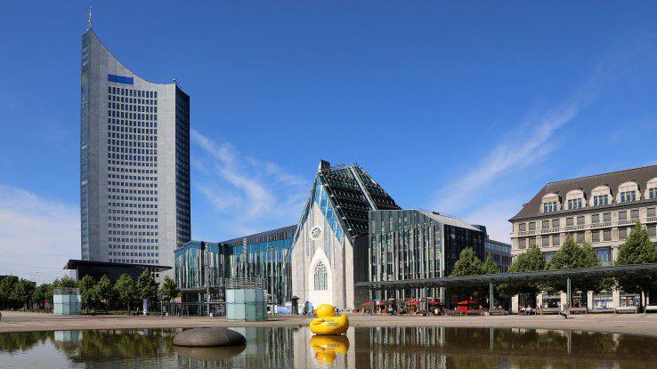 Leipzig boomt so sehr wie keine andere deutsche Großstadt.