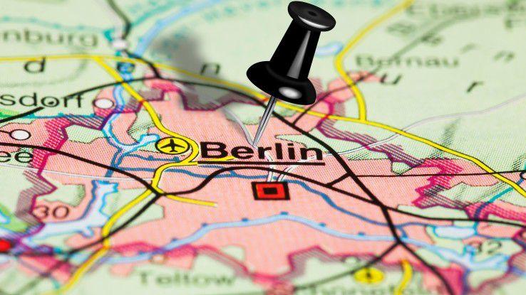 Berlin punktete bei den Faktoren Arbeitsplatzzuwachs und Wirtschaftswachstum.