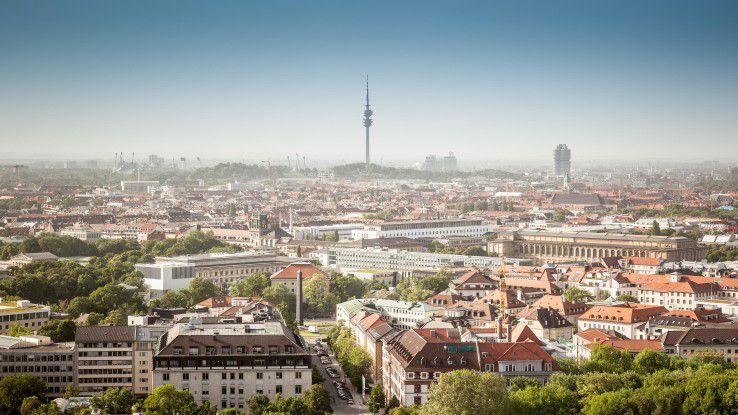 München toppt alle anderen Städte bei Gehalt und Mietpreis.