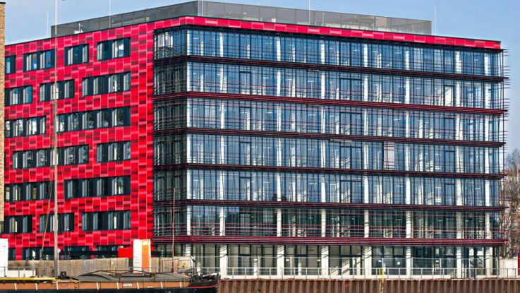 Seit März 2013 laufen die Fäden für das deutschlandweite Geschäft in der Straulauer Allee, Berlin, zusammen.