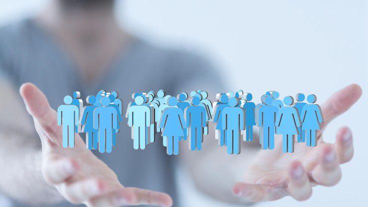Plant ein Unternehmen Veränderungen in der IT-Landschaft, sind das vorhandene Kompetenzpotenzial und die Mitarbeiter in der Planung von großer Bedeutung.