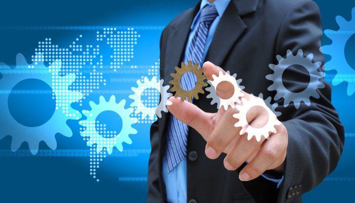 Bei der Planung von mobilen Prozessen in einem Unternehmen, müssen viele Applikationen und Arbeitsabläufe berücksichtigt werden.