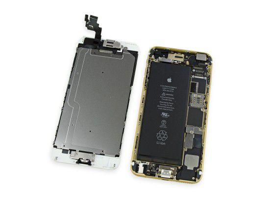 iFixit hat das iPhone 6+ zerlegt...