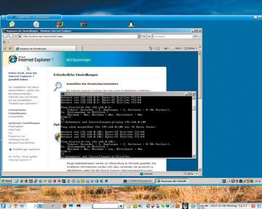 Windows und Linux per VNC - Ratgeber Remote Control Software