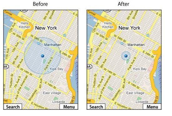 Google Maps Mobile nun auch mit Streetview.