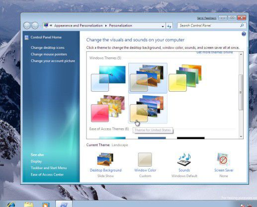 how to change desktop icons windows 10 home
