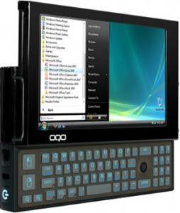 Vista-PC für die Hosentasche: OQO 2+