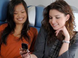 Ryanair: Billigflieger erlaubt Telefonieren mit dem Handy im Flugzeug.