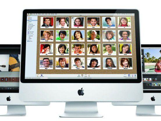 Apple iMac 24 Zoll: Ideal für Audio-, Video- und Bildbearbeitung