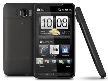 HTC HD2 mit riesigem Display