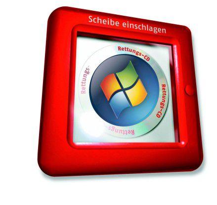 Notfall-CD für Netbook & Notebook nachrüsten.