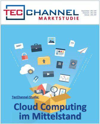 Umfassende Information zur Cloud-Nutzung von KMUs: Die TecChannel-Marktstudie.