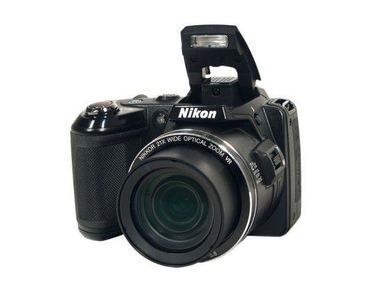 Testsieger: Nikon Coolpix L120